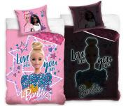 Svítící povlečení Barbie Be Coll