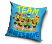 Polštářek Želvy Ninja Team Awesome