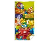 Dětská osuška Super Zings Robots