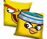 Polštářek Angry Birds Žlutý