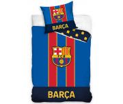 Fotbalové povlečení FC Barcelona Barca Stripes