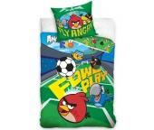 Povlečení Angry Birds Fotbalový stadion