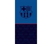 Fotbalová osuška FC Barcelona Only Blue