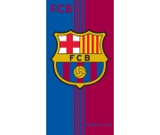 Fotbalová osuška FC Barcelona Duo