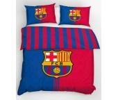 Fotbalové povlečení FC Barcelona Erb 220x200 cm