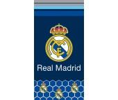 Fotbalová osuška Real Madrid Hexagons