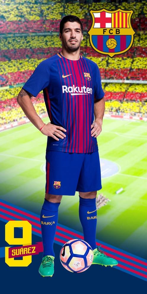 Osuška FC Barcelona Suárez 2018