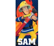 Dětská osuška Požárník Sam