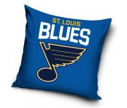 Polštářek NHL St. Louis Blues Light Blue