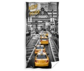 Froté osuška New York Yellow Cabs