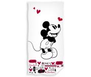 Dětská osuška Zamilovaný Mickey Mouse