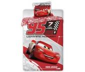 Dětské povlečení Cars 3 Blesk McQueen