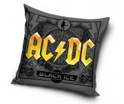 Dekorační polštář AC/DC Black Ice 45x45 cm