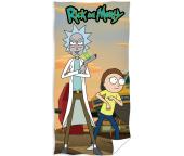 Dětská osuška Rick and Morty Šílený Vědec