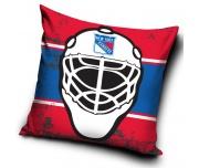 Polštářek NHL New York Rangers Maska