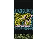 Plážová osuška MTV