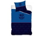 Fotbalové povlečení FC Barcelona Only Blue