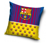 Polštářek FC Barcelona Half Yellow