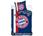 Fotbalové povlečení FC Bayern Mnichov Blue