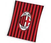 Dětská deka AC Milán Stripes