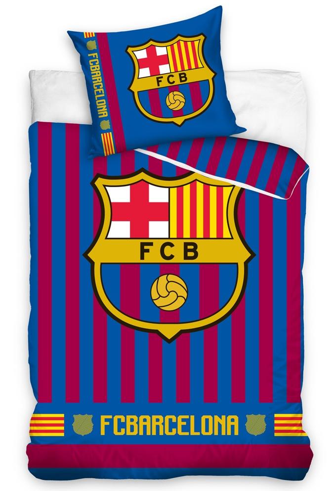 Povlečení FC Barcelona Stripes