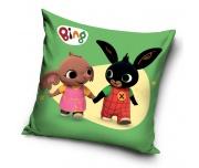 Dětský polštářek Zajíček Bing a Sula