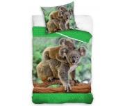 Bavlněné povlečení Medvídek Koala