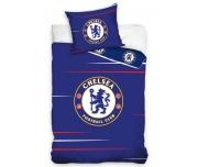Fotbalové povlečení FC Chelsea Red Lines