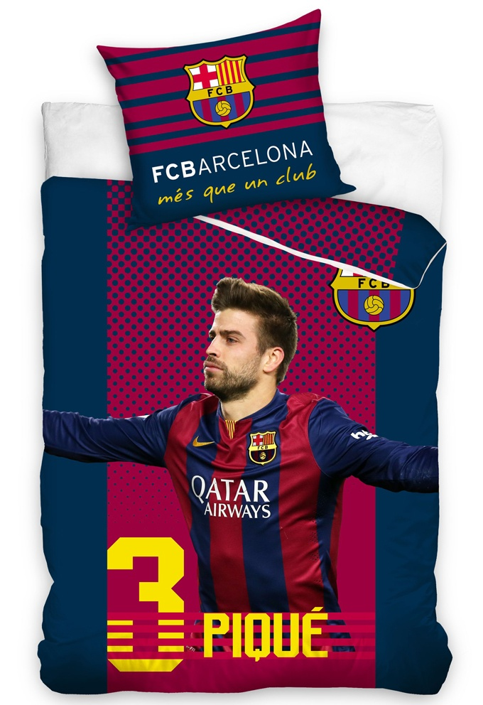 Povlečení FC Barcelona Pique