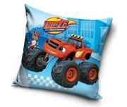 Dětský polštářek Plamínek a Čtyřkoláci Monster Truck