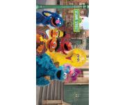 Dětská osuška Sesame Street