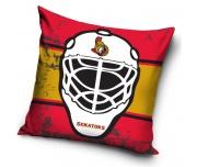 Polštářek NHL Ottawa Senators Maska