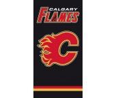 Osuška NHL Calgary Flames Black