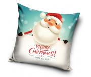 Vánoční polštářek Hezké Vánoce