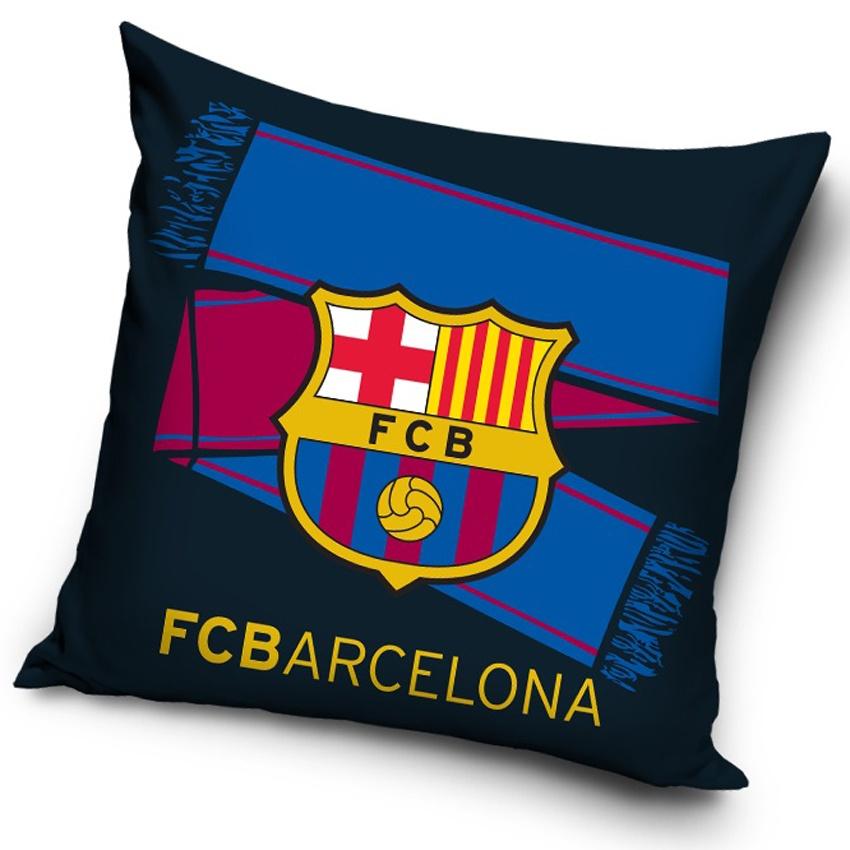 Polštářek FC Barcelona Lazo
