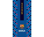 Fotbalová osuška FC Barcelona Sports