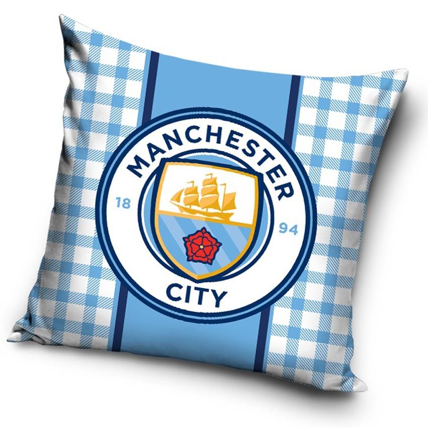 Polštářek FC Manchester City Bricks