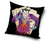 Dekorační polštář Batman Arkham Asylum Joker Agent of Chaos 45x45 cm