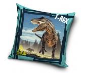 Dětský polštářek T-Rex Nashledanou