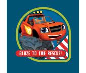 Magický ručníček Blaze Monster Truck 30x30 cm