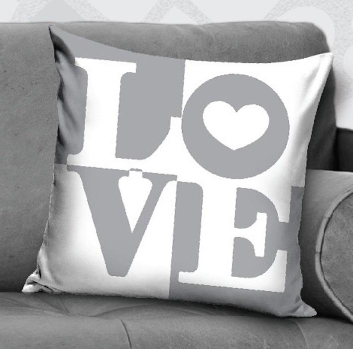 Dekorační polštářek Love