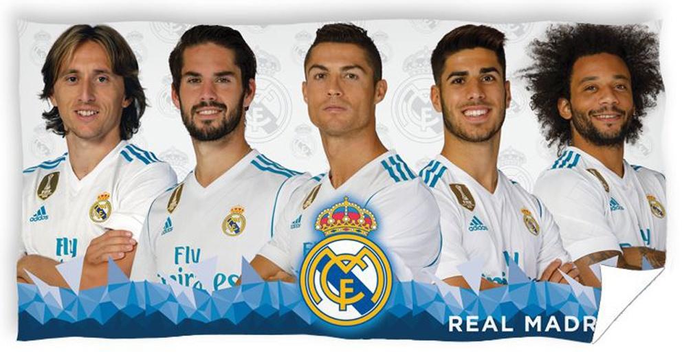 Osuška Real Madrid Hráči