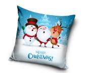 Dekorační polštářek Vánoční Koleda