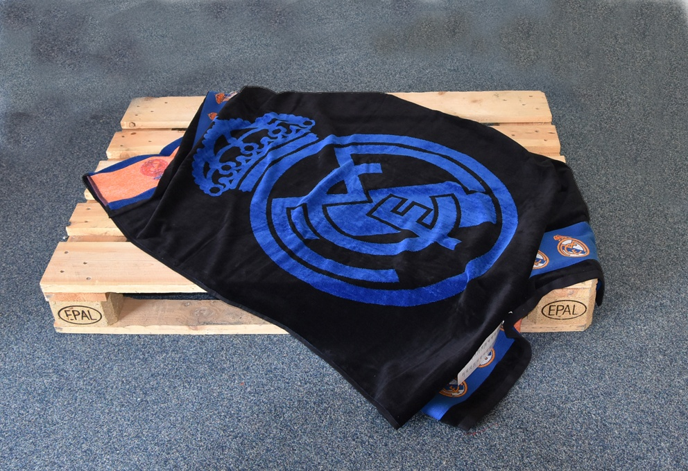Osuška Real Madrid Blue Black