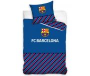 Fotbalové povlečení FC Barcelona Half of Cubes