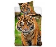 Bavlněné povlečení Tygr Indický