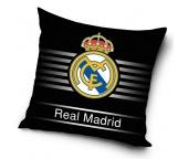 Polštářek Real Madrid Grey Stripes