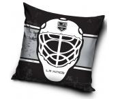 Polštářek NHL Los Angeles Kings Maska