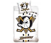 Hokejové povlečení NHL Anaheim Mighty Ducks White
