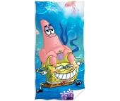 Dětská osuška Sponge Bob